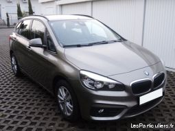 bmw 216d, jantes alu, multi. 2015, 26.250km vehicules voitures nord