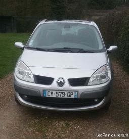 renault grand scenic 1,9l dci 130 cv vehicules voitures orne