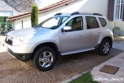 dacia duster dci 4x2 lauréate+ options prestige vehicules voitures lot-et-garonne
