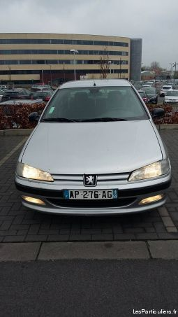 peugeot 406 vehicules voitures nord