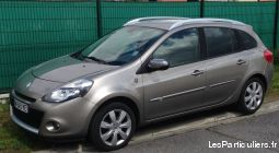 break renault clio 3 estate 1,5dci 105cv xv france vehicules voitures haute-garonne