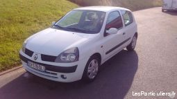 clio 1.5 dci 65cv vehicules voitures moselle
