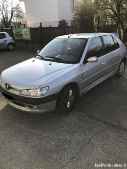 peugeot 306 vehicules voitures meurthe-et-moselle