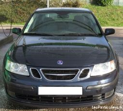 saab 9,3  2.2 tid linear vehicules voitures meurthe-et-moselle