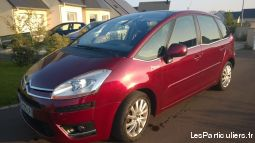 c4 picasso 1l6 hdi 110 dynamic citroen 2008 vehicules voitures manche