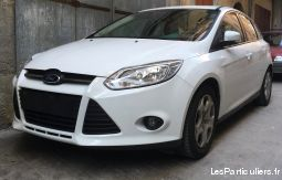 ford focus iii 1.6 tdci 95ch fap stop&start trend vehicules voitures alpes-maritimes