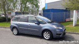 grand c4 picasso exclusive e hdi  toutes options vehicules voitures côtes-d'armor