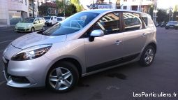 renault scenic 110ch business e² 46300kms vehicules voitures val-de-marne