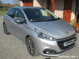 peugeot 208 allure hdi 100 vehicules voitures nièvre
