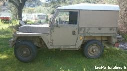 land rover séries année 1978 collection vehicules voitures corse