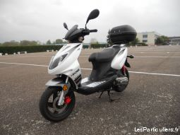 keeway f. act 50 2011 vehicules scooters meurthe-et-moselle