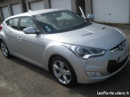 hyundai veloster vehicules voitures moselle