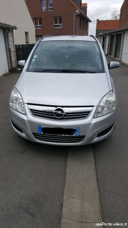 opel zafira 1.9 cdti limited edition 6cv vehicules voitures nord