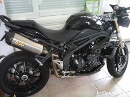 speed triple  vehicules motos nord
