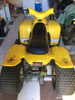quad enfant fox vehicules motos aude