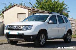 duster blanc prestige 110 dci 2x4 vehicules voitures gironde