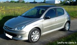 peugeot 206 style 90cv hdi vehicules voitures loiret