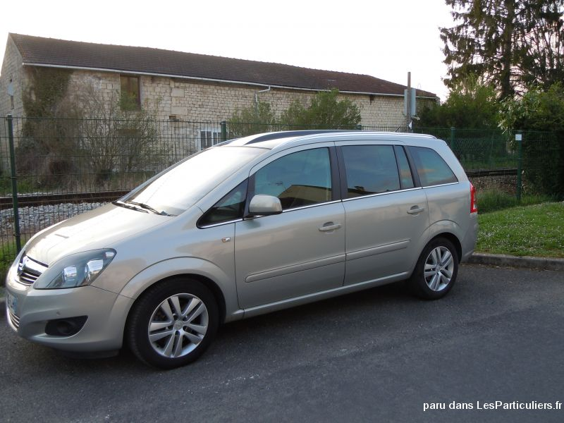 opel zafira 7 places cdti 110ch magnetic ecoflex vehicules oise. Black Bedroom Furniture Sets. Home Design Ideas