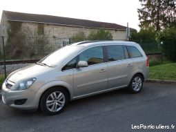 opel zafira 7 places cdti 110ch magnetic ecoflex vehicules voitures oise