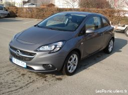 opel corsa play 1.4 100 cv turbo 2016 3p vehicules voitures allier