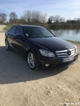 mercedes 320 advangarde pack amg vehicules voitures creuse