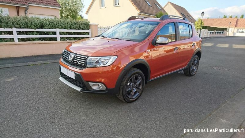 nouvelle dacia sandero stepway explorer tce 90 c vehicules. Black Bedroom Furniture Sets. Home Design Ideas