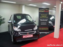 smart fortwo coupe 1.0 71 ch vehicules voitures seine-saint-denis
