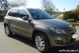 volkswagen tiguan finition sport and style vehicules voitures haute-marne