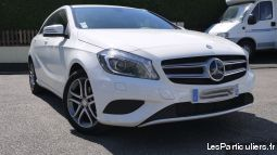 mercedes classe a 11/2012 ba 7g-dcdiesel 47000 kms vehicules voitures calvados