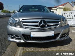 mercedes 180 cdi blueficiency avantgarde vehicules voitures indre