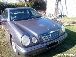mercedes classe e vehicules voitures orne