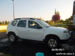 dacia duster dci 110 ch lauréate  vehicules voitures aube