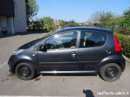 peugeot 107 - 1.4 hdi - 5 portes vehicules voitures bas-rhin