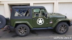 jeep wrangler 75 th anniversary vehicules voitures indre-et-loire