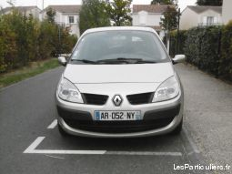 scenic renault dci 6cv 1.5l vehicules voitures vienne