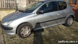 peugeot 206 hdi vehicules voitures nord
