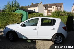 renault  dacia vehicules voitures calvados