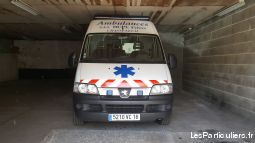 ambulance vehicules utilitaires charente
