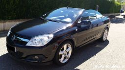 cabriolet opel astra twintop 1.9 cdti cosmo vehicules voitures bas-rhin