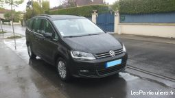 sharan ii 2.0 tdi 140 fap bluemotion business 7 pl vehicules voitures calvados