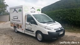 food truck vehicules utilitaires isère