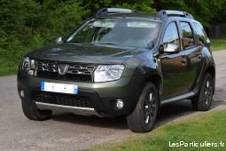 dacia duster prestige vehicules voitures allier