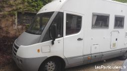 laika ecovip h 720 integral vehicules caravanes camping car meurthe-et-moselle