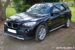 bmw x1 vehicules voitures nord