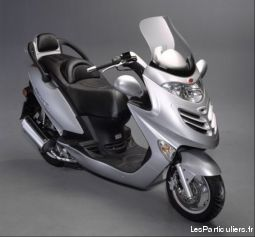 scooter 125 grand dink kymco vehicules scooters indre