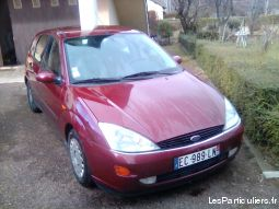 ford focus vehicules voitures ariège