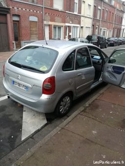 citroën xsara picasso vehicules voitures nord