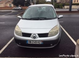 renault scénic ll  1.9dci vehicules voitures tarn