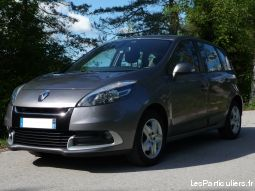 renault scénic3 business edition, dci 110cv eco2 vehicules voitures ain