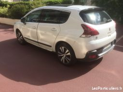 peugeot 3008 vehicules voitures yvelines